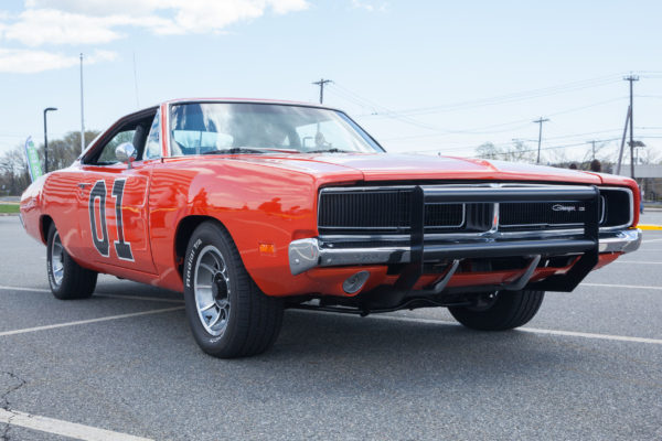 Dukes of Hazzard General Lee Dodge Charger